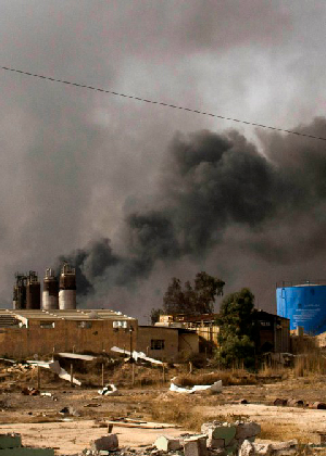 Iraq Readies for Offensive to Rid Mosul of ISIS