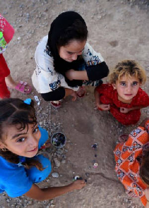 Isis: Focus on Europe's refugees ignores plight of millions of Islamic State victims still in Syria and Iraq